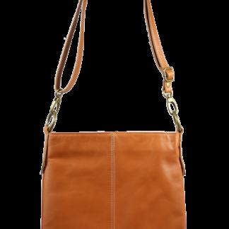 Dámská kabelka přes rameno Sefora Camel