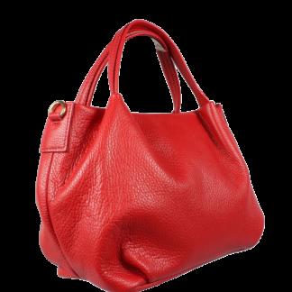 Červená dámská kabelka Tea Rossa Chiaro