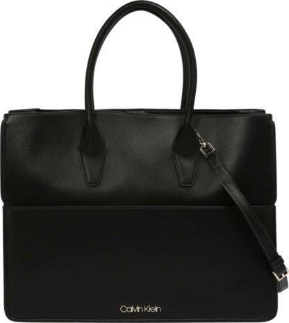 Calvin Klein Kabelka černá