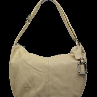 Italská kožená kabelka Gondola Beige