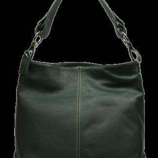 Kožená kabelka Chola Verde