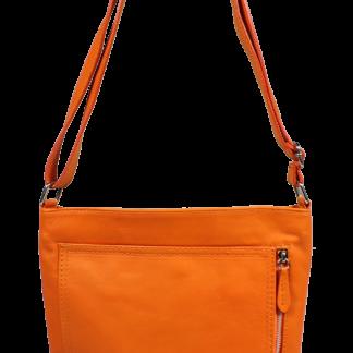 Crossbody kabelka Flora Arancione Chiaro