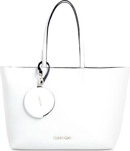 Calvin Klein Taška přes rameno bílá