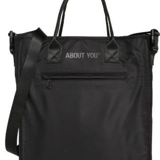 ABOUT YOU Nákupní taška černá