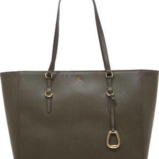 Lauren Ralph Lauren Nákupní taška olivová
